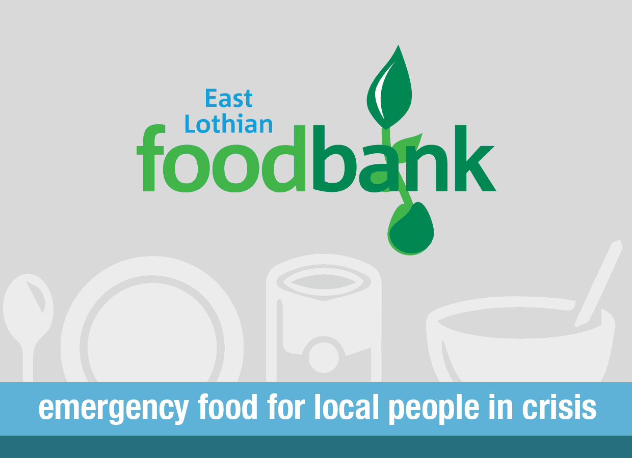 Graphic Design Branding In East Lothian East Lothian Foodbank